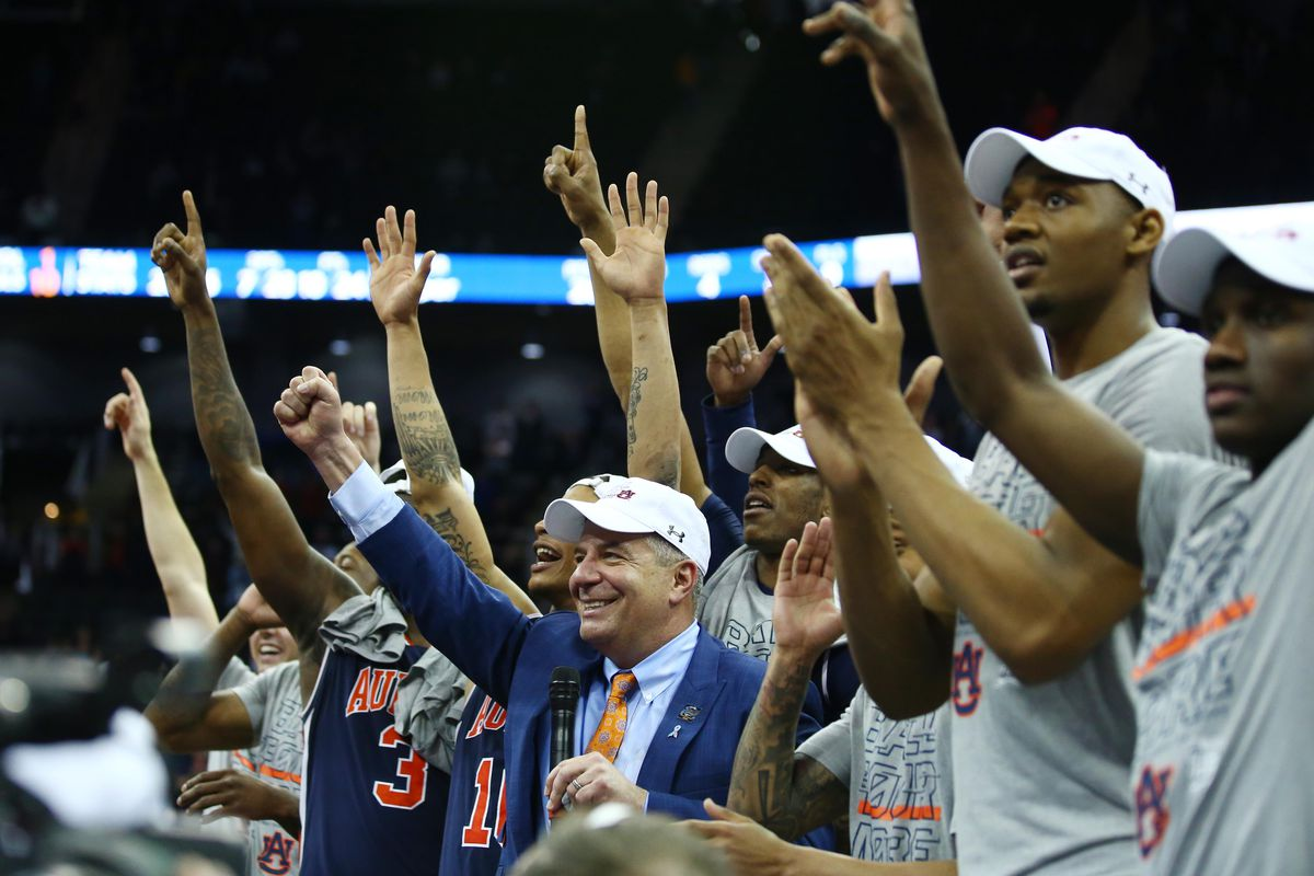 Auburn S Final Four Run Made History Now Tigers Want To