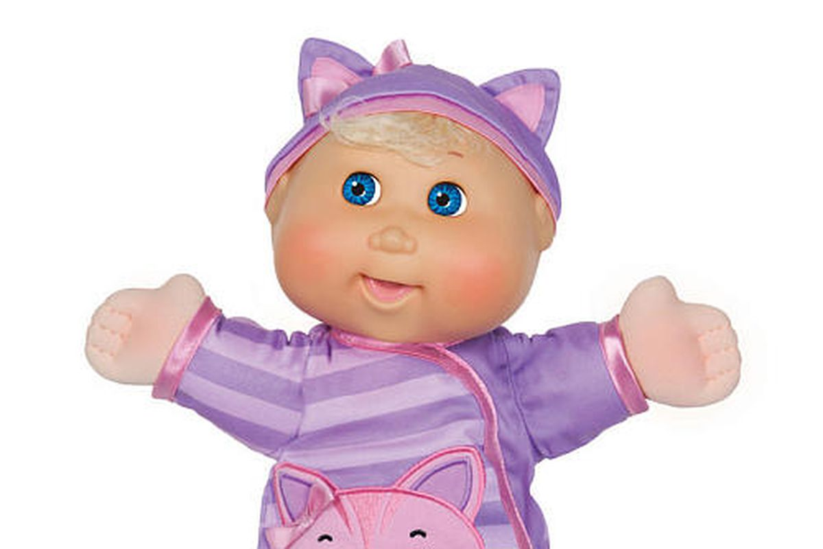 How do these photos of the Cabbage Patch Kids 'Baby So ...