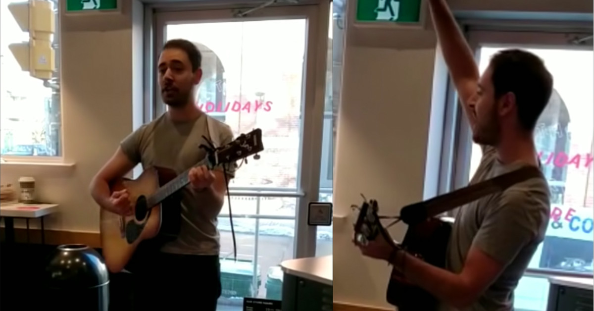 "Guy Fed Up With His Manager Leaves Job By Singing ""F*ck This, I Quit"""