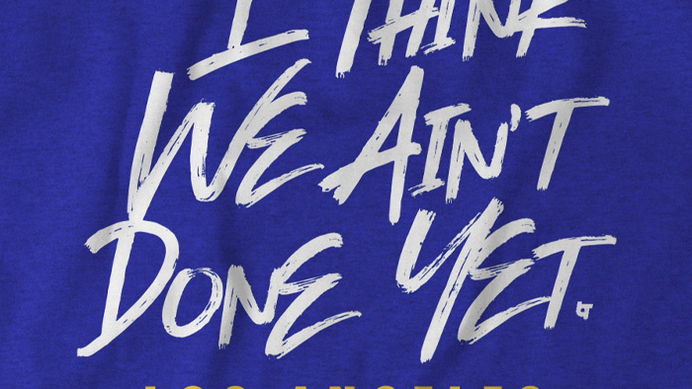 477d64a7fd98d New t-shirts celebrate LA Rams winning NFC Championship - Turf Show Times