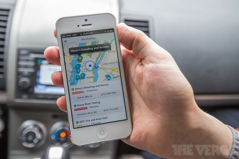 Automatic's iPhone app makes your dumb car feel a little