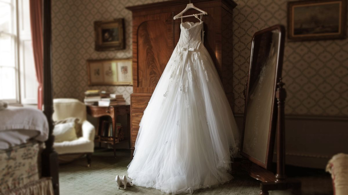 How To Find A Wedding Dress If You Have Social Anxiety Racked