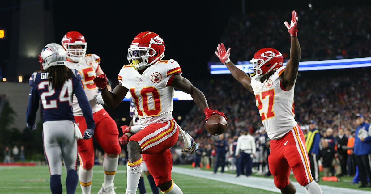 AFC Conference Championship Game: New England Patriots @ Kansas City Chiefs Live Thread & Game Information