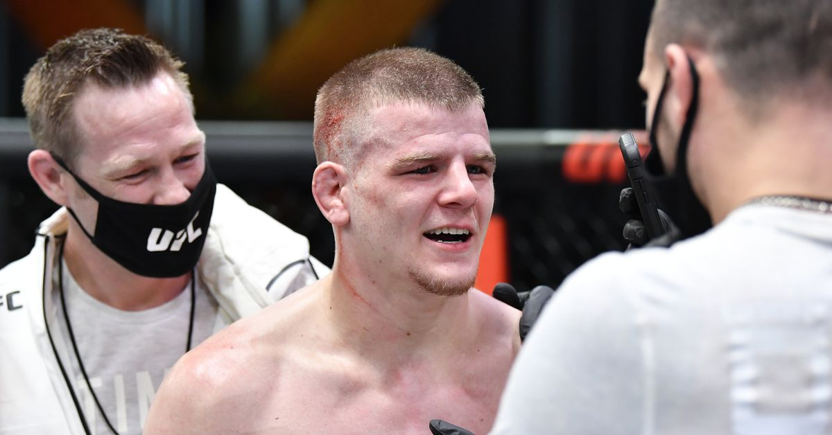 With Diego Ferreira out, Grant Dawson moves to UFC's Oct. 23 event to meet Ricky Glenn