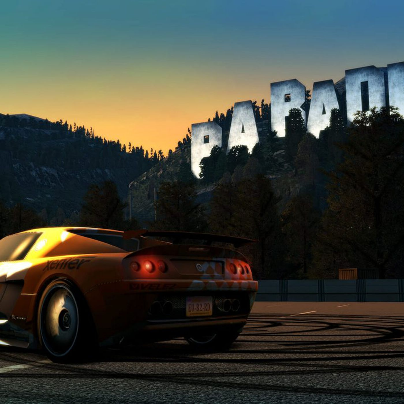 Burnout Paradise Was Ahead Of Its Time And The New Remaster Feels