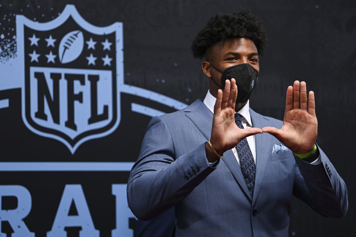 2021 NFL Draft - Red Carpet