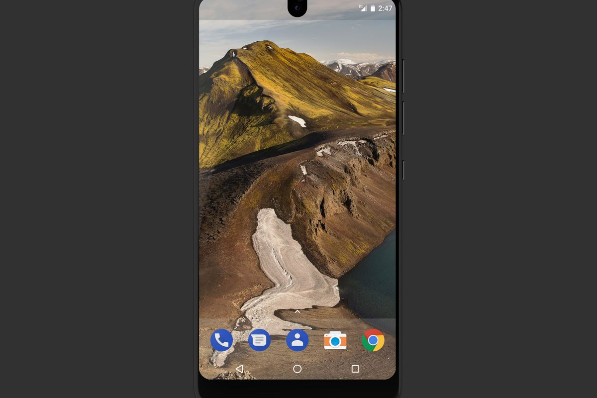 andy rubin u0027s essential is now valued at over a billion dollars