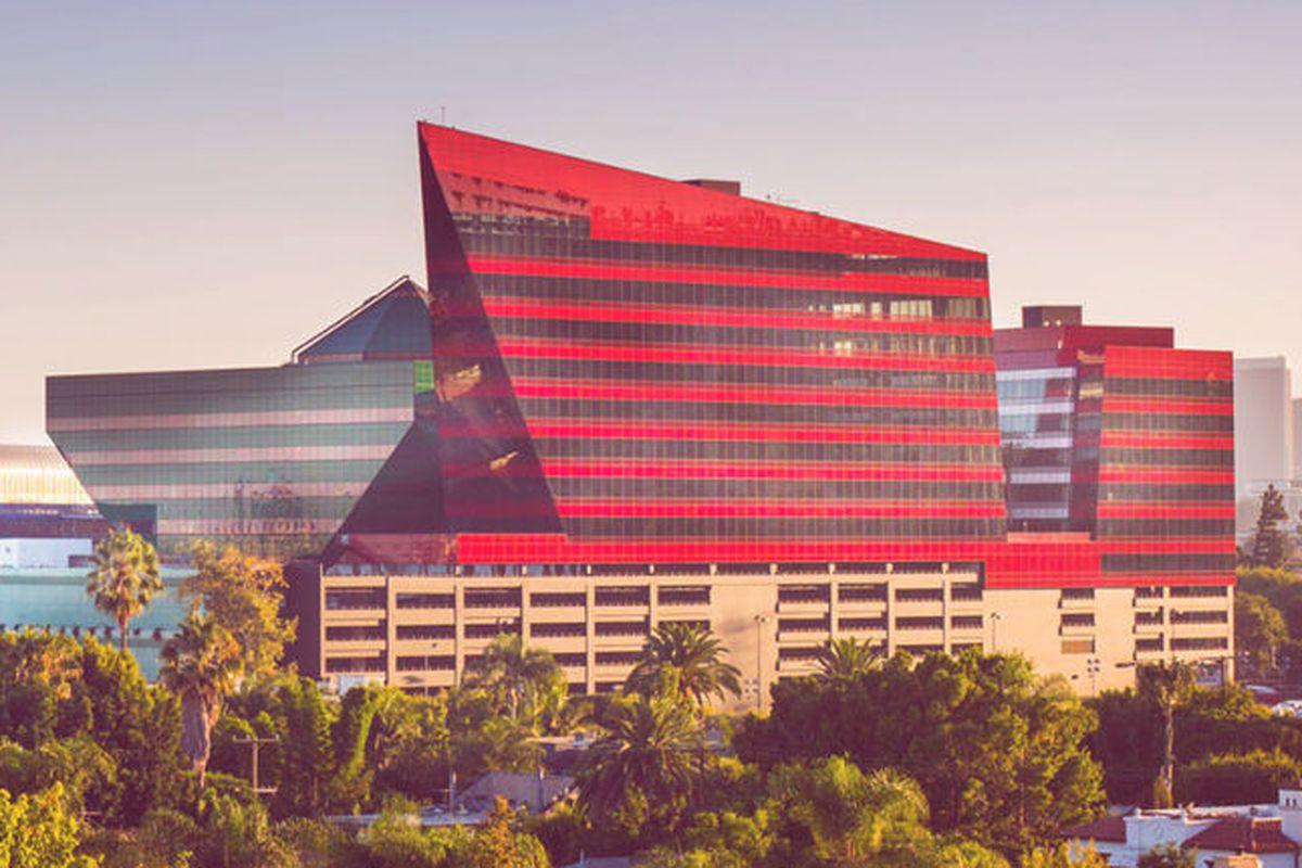 Photo: Pacific Design Center