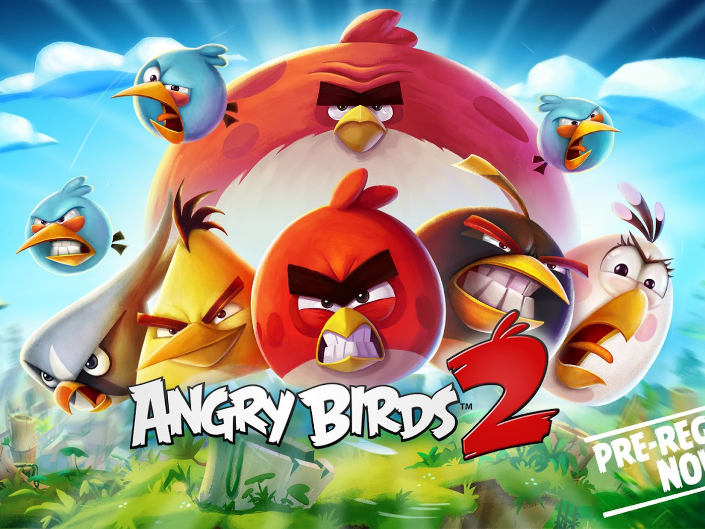 Angry birds 2 is out now for android and ios the verge solutioingenieria Choice Image