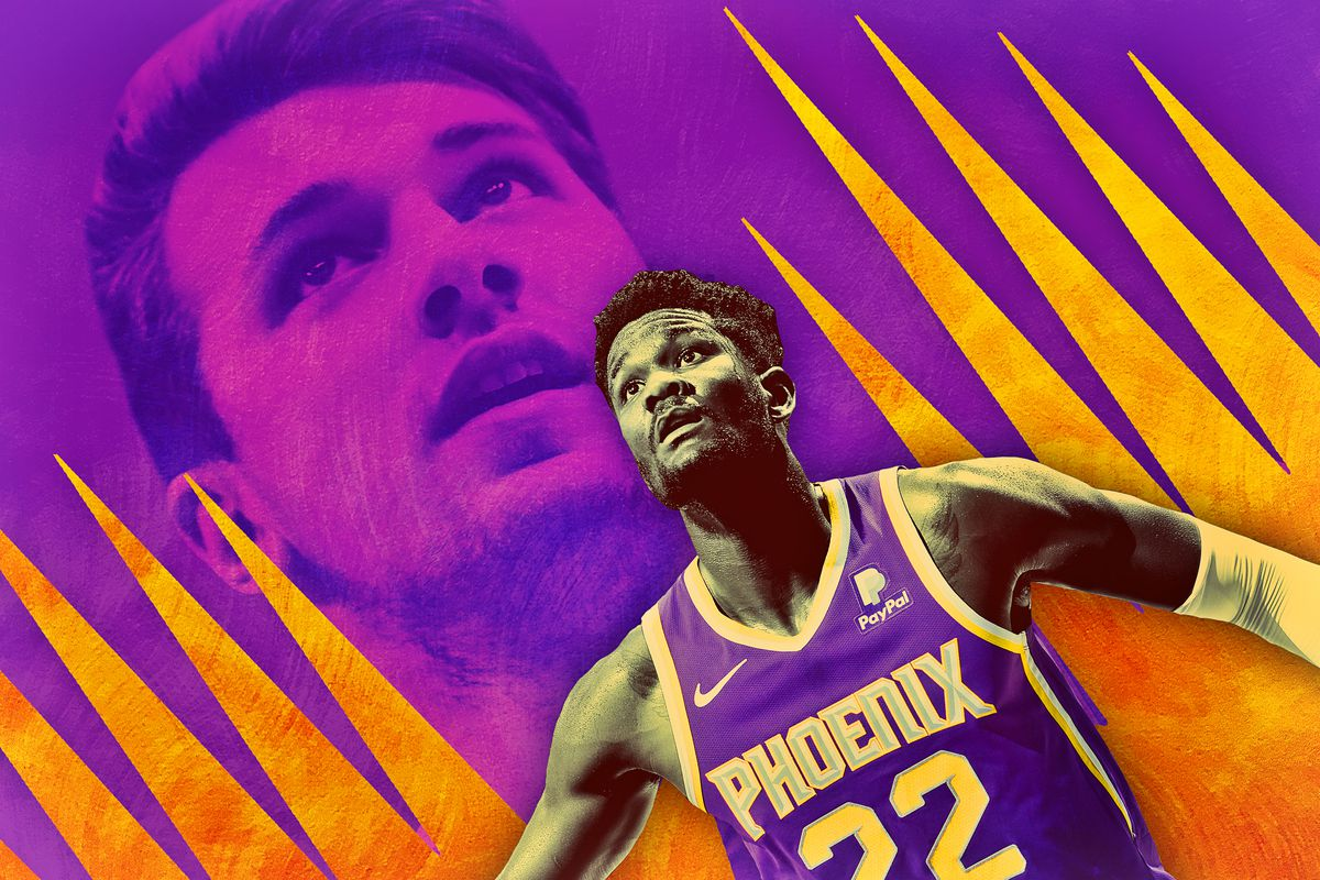 quality design a1caf 8ad4f It's Time for Deandre Ayton to Lift the Suns Out of the ...