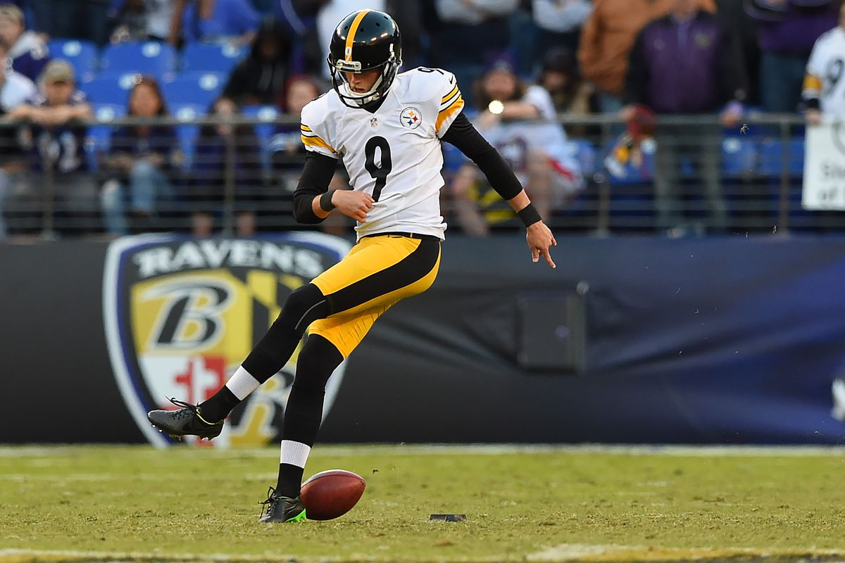 the latest 98772 e4719 Steelers' Chris Boswell has successfully executed a Rabona ...