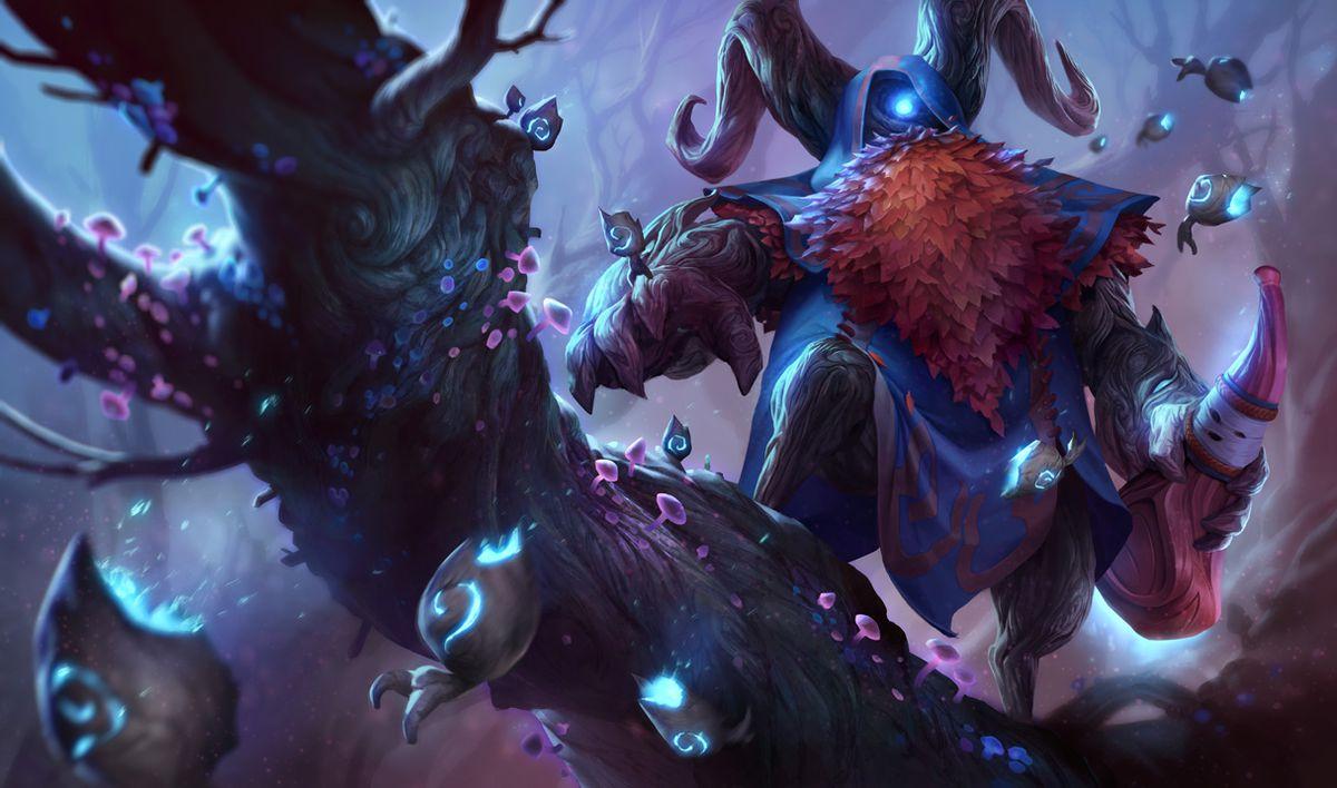 League of Legends Patch 7 22 change list - The Rift Herald