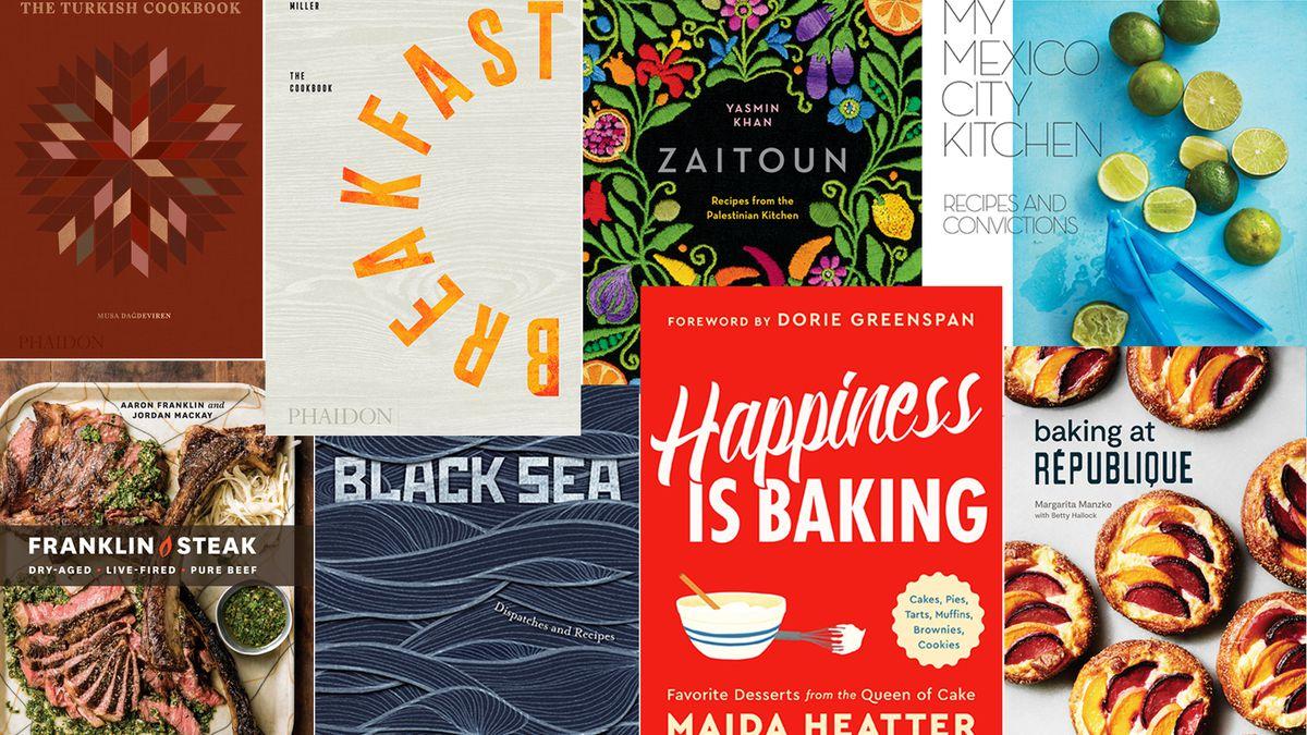 Best Cookbook 2019 Best Cookbooks 2019: Spring Releases   Eater