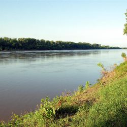 The Colesville Saints made their move from Thompson, Ohio, to Independence, Mo., by traveling mostly by water on the Ohio, Mississippi and Missouri rivers.