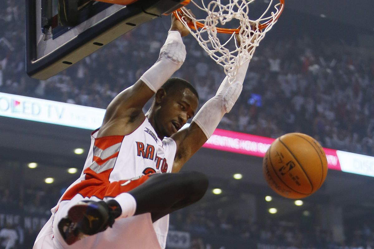 Don't sleep on Terrence Ross this year.