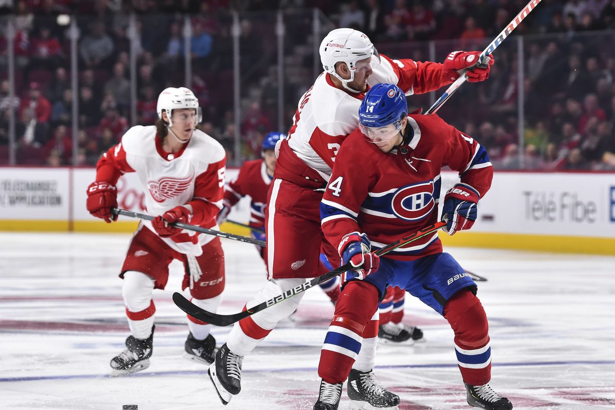 Canadiens vs. Red Wings: Game thread, rosters, lines, and how to watch
