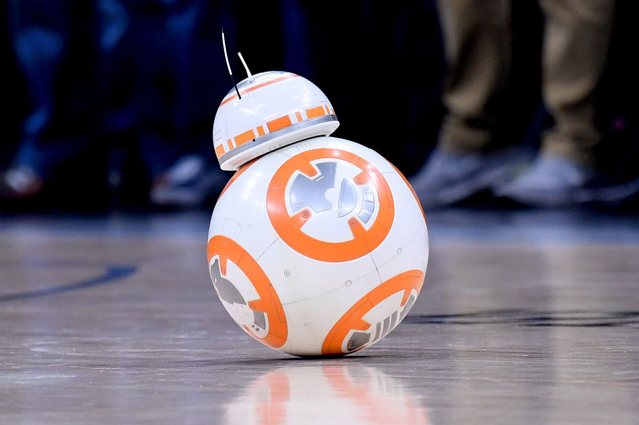 Come to Star Wars Night with the San Antonio Spurs