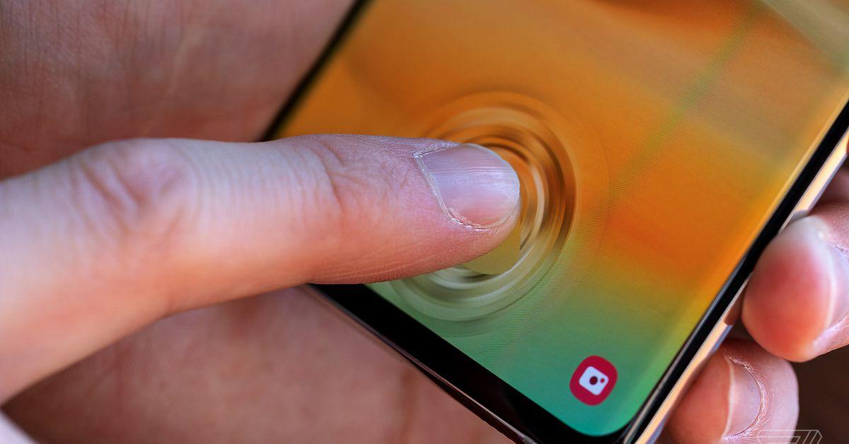 Samsung's Galaxy S10 Fingerprint Sensor Fooled by 3D Printed Fingerprint