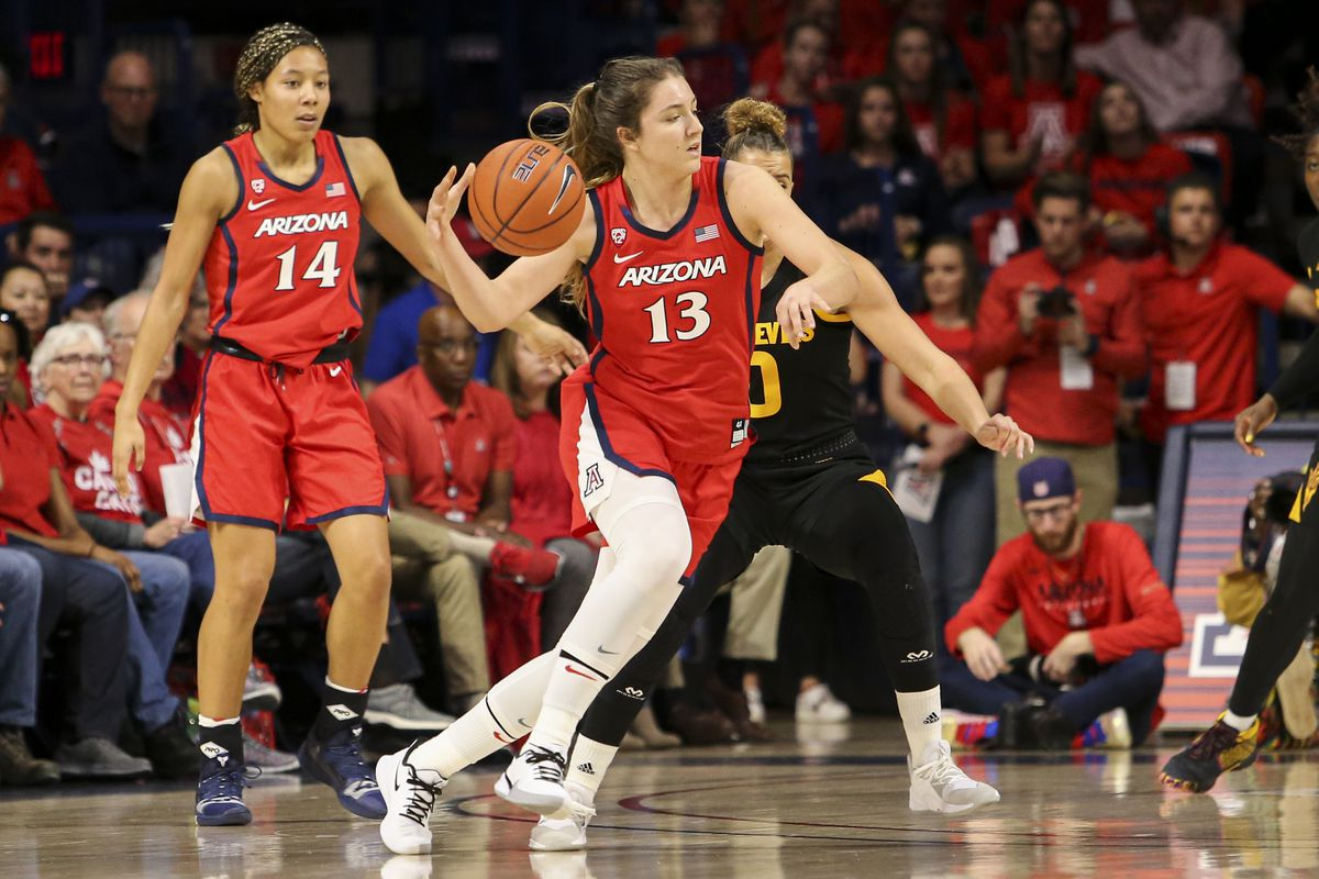 Arizona women's basketball rises in AP Top 25 after sweeping ASU