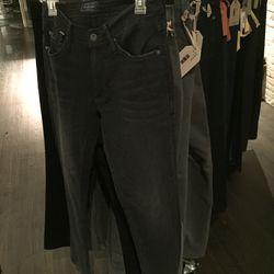 Men's jeans, $80