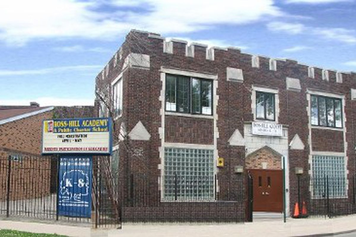 The Ross-Hill Academy charter school closed its doors in June, 2017.