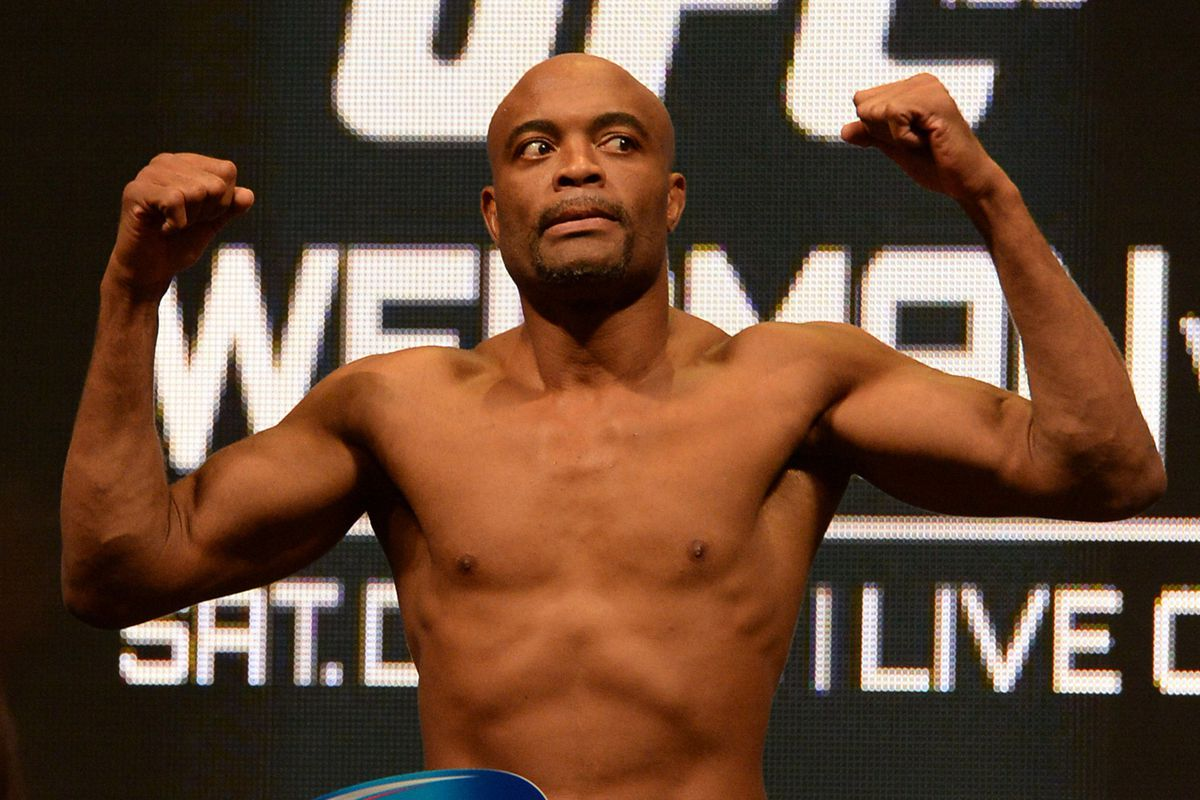 Anderson Silva holds he didn't lose to Chris Weidman at UFC 168