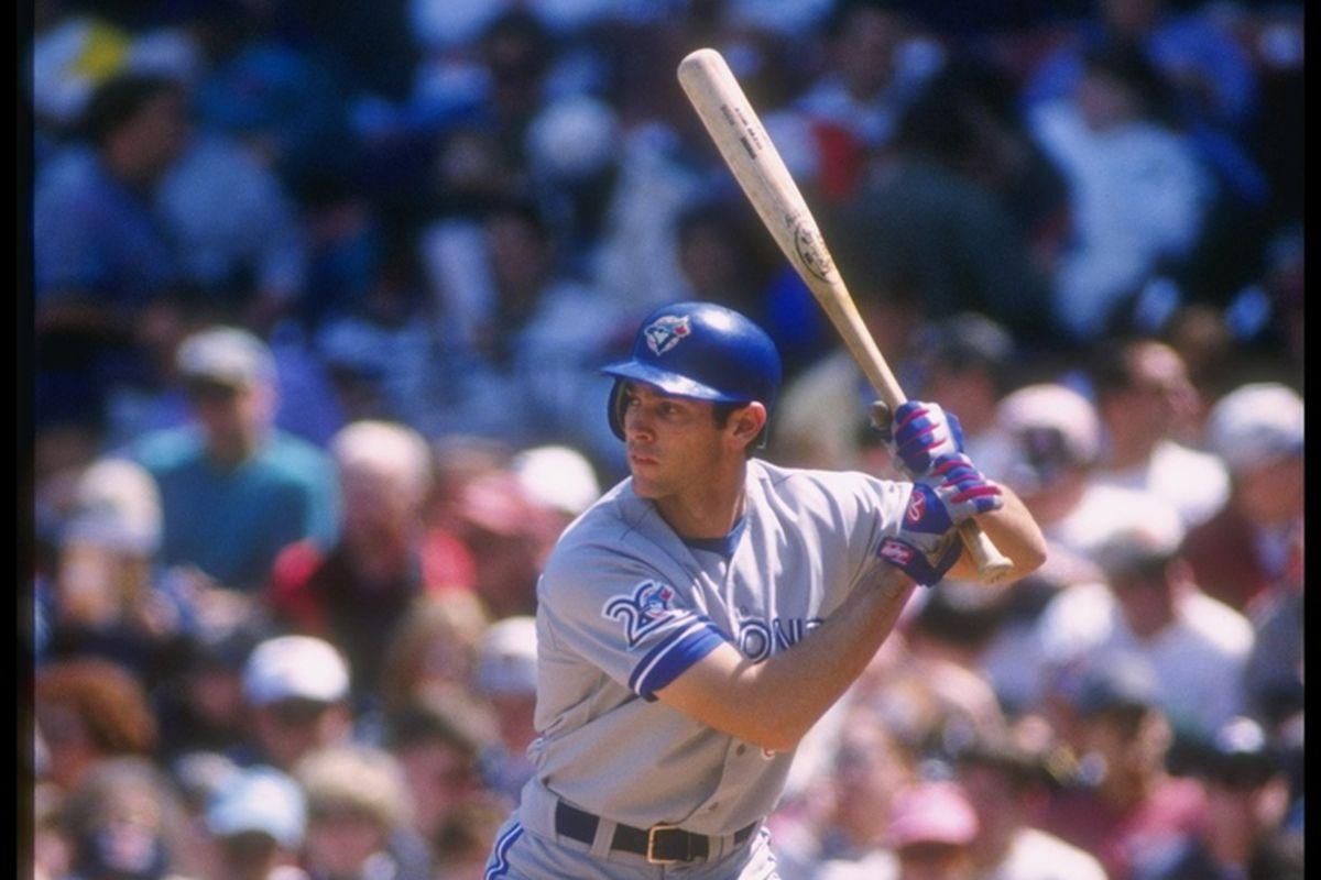 Shawn Green, Toronto Blue Jays, 1996