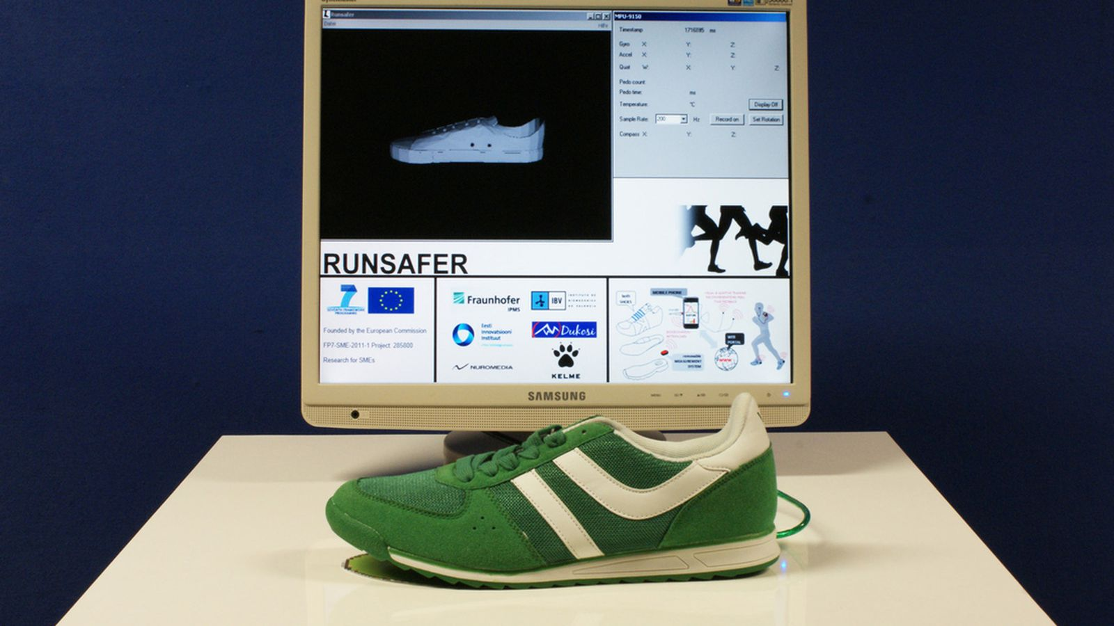 The Coming Age of Smart Shoes