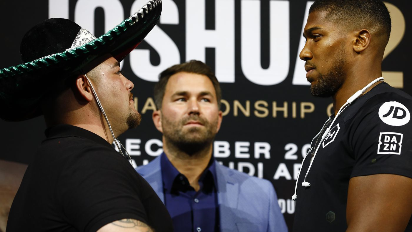 Andy Ruiz vs Anthony Joshua 2: New York Press Conference
