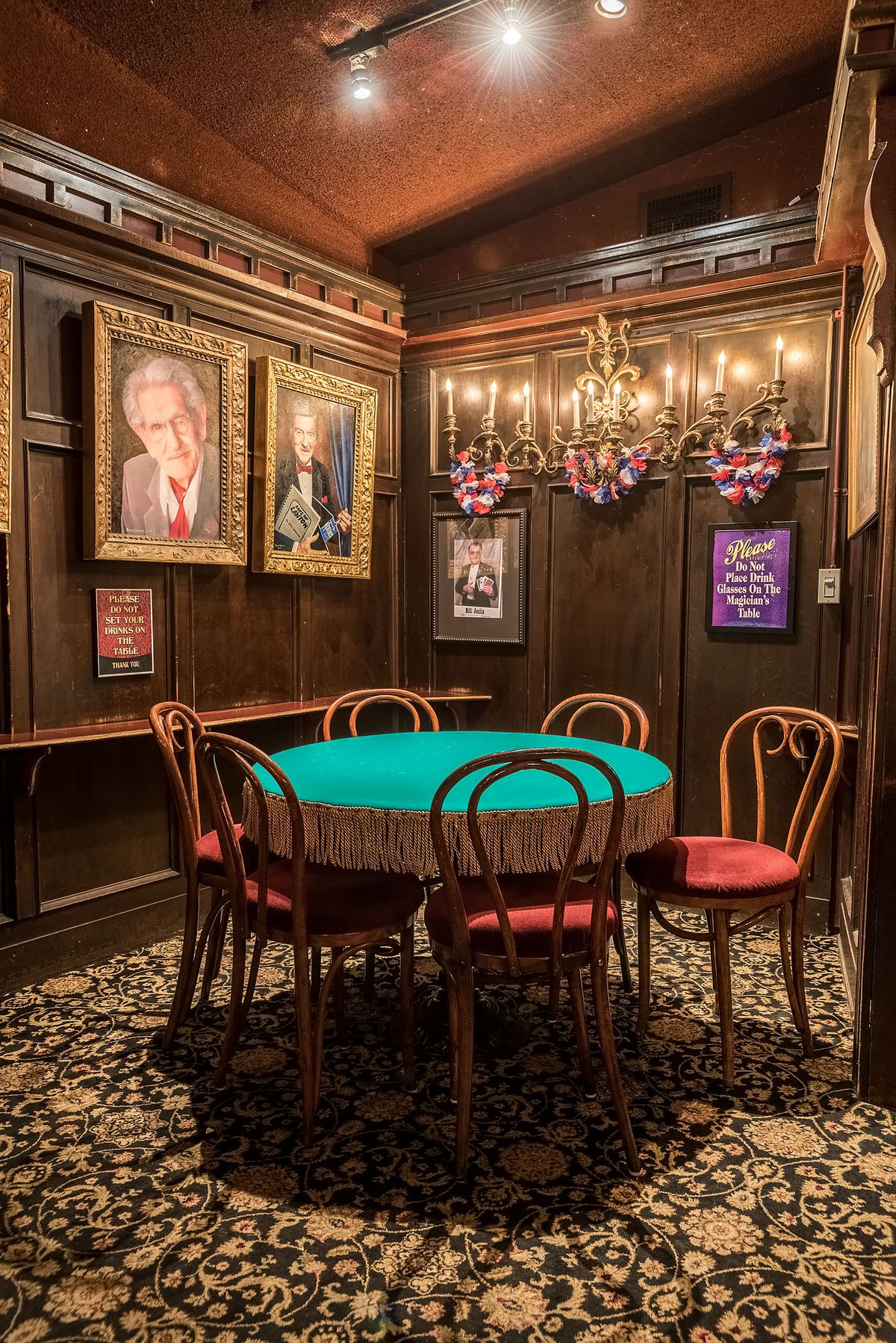 inside the magic castle  the most mysterious restaurant in los angeles