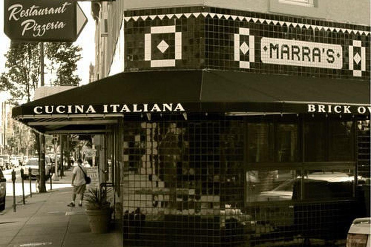 Marra's Pizzeria