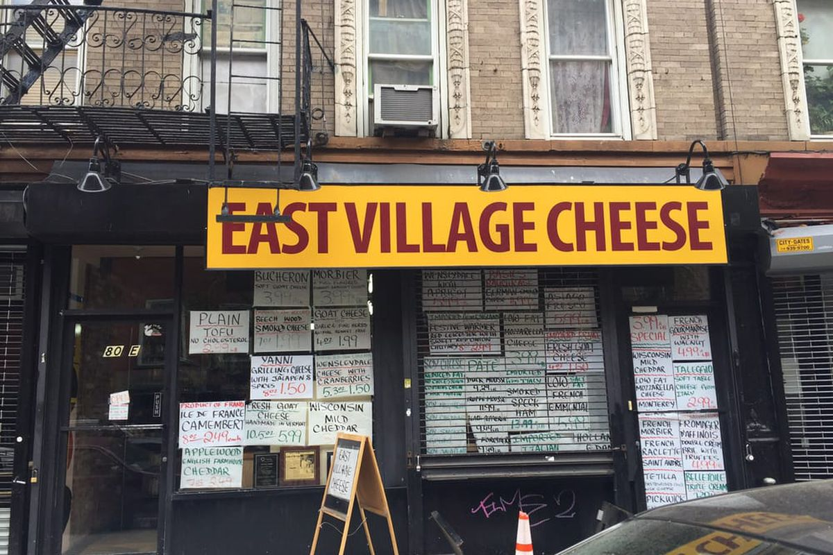 East Village Cheese Shop