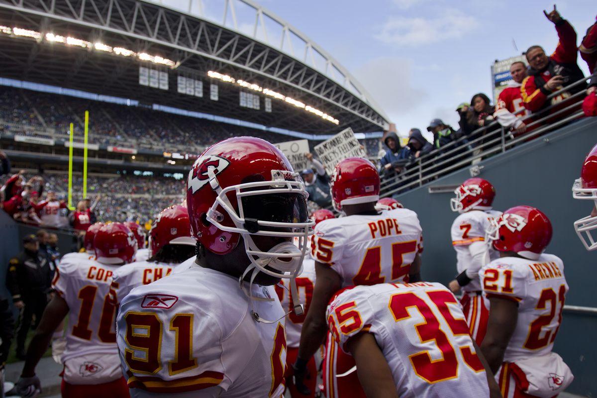 Chiefs vs. Seahawks