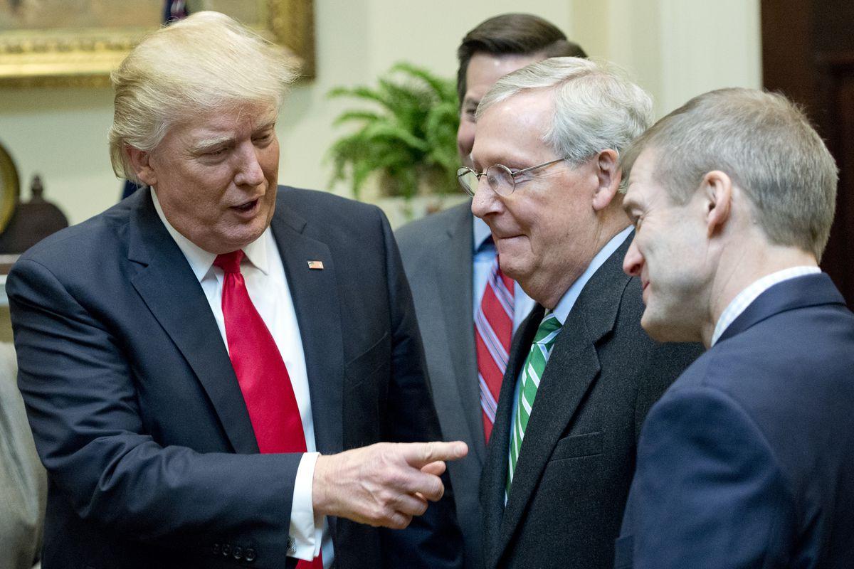 Donald Trump Sign Bill Eliminating Regulations On The Mining Industry