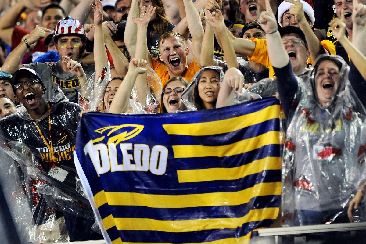 NCAA Football: Boca Raton Bowl-Toledo vs Temple