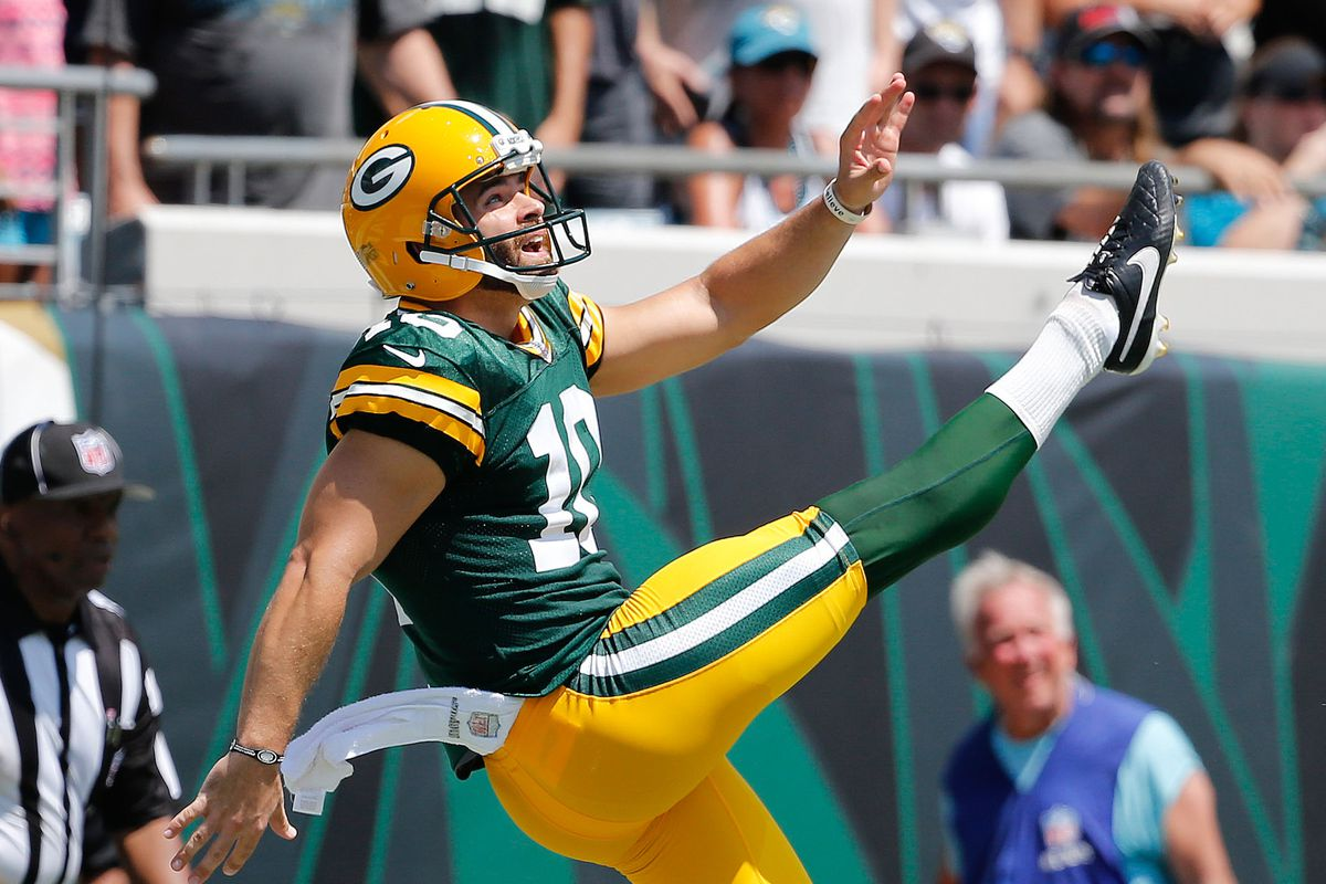 Green Bay Packers Cut Jake Schum