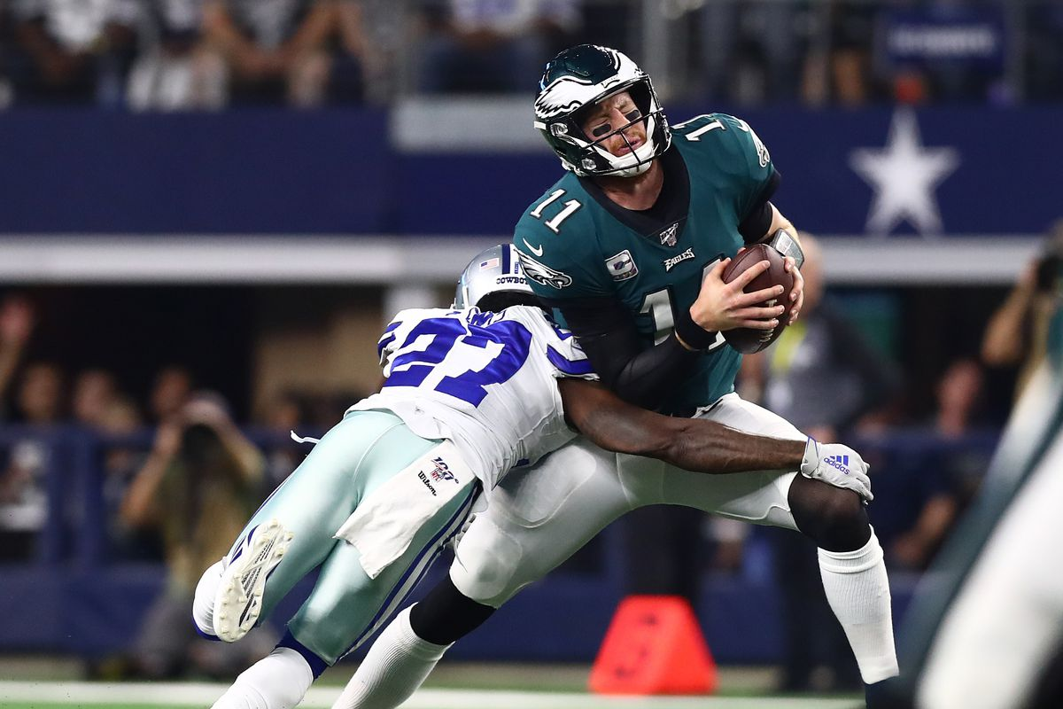 The Cowboys And Eagles Are Battling For The Nfl S Weakest