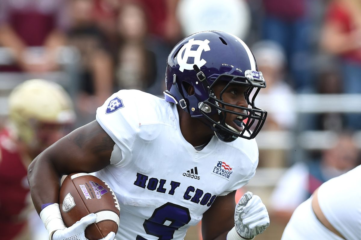 24a87c9f Syracuse Orange football 2019 opponent preview: Holy Cross Crusaders ...