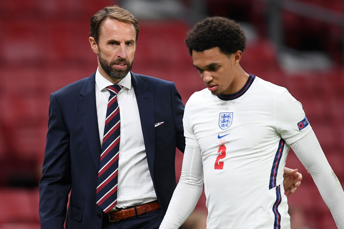Liverpool Expecting Trent Alexander-Arnold England Euros Snub - The  Liverpool Offside