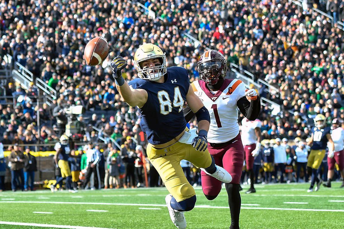 Virginia Tech v Notre Dame