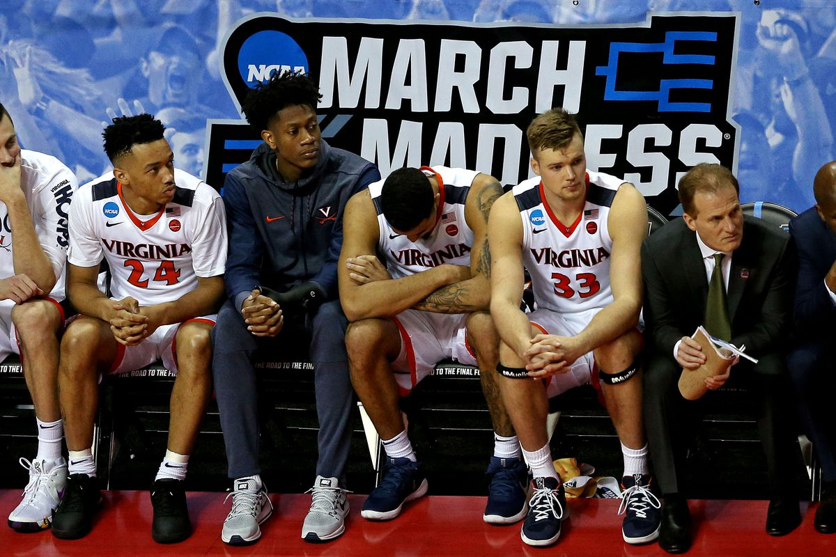 29d9001d83a Staff Roundtable  How over the NCAA tournament loss to UMBC are you ...