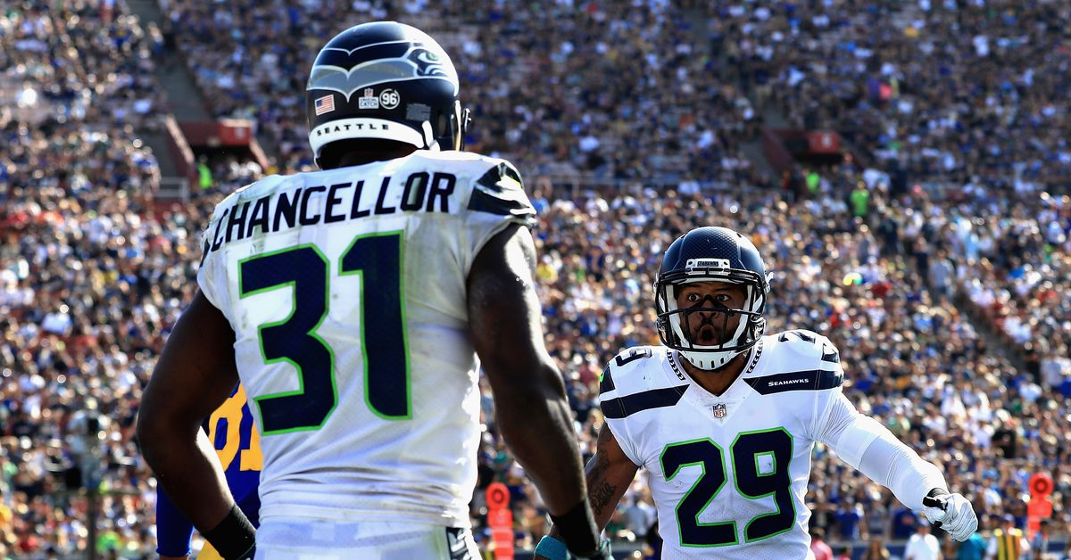 Here's what former Seahawk Kam Chancellor said about future in coaching - Field Gulls