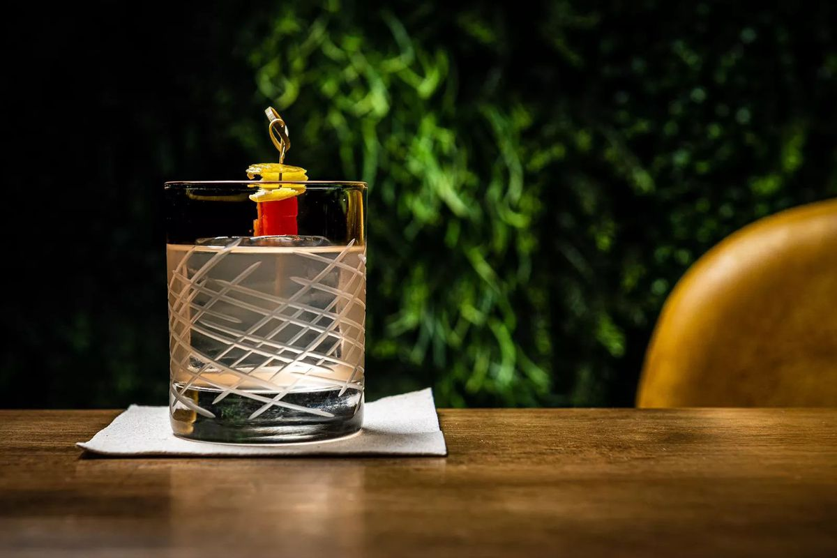 A cocktail from Seven Reasons