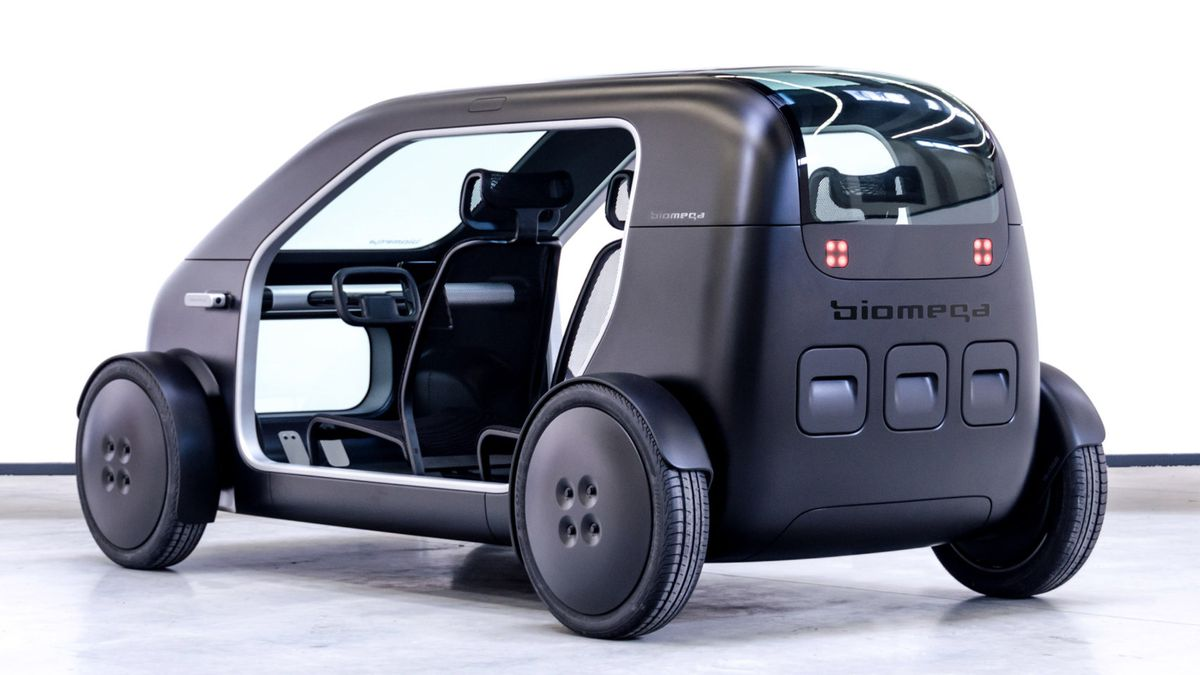 Biomega Electric Vehicle Sin Is Radically Simple Curbed