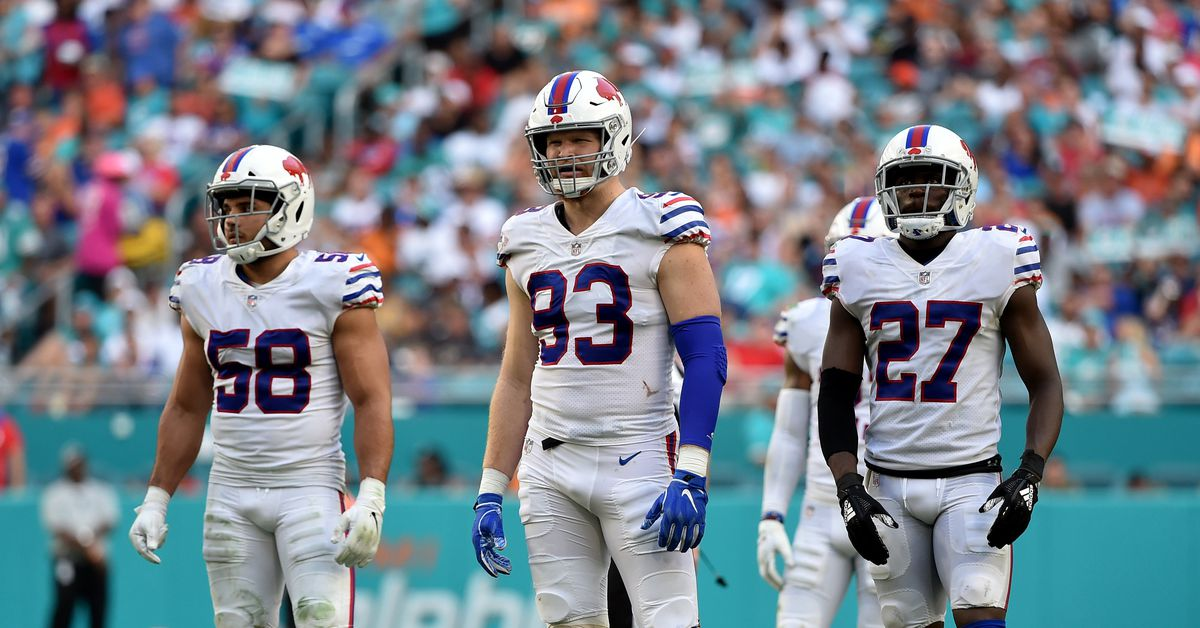 """Buffalo Bills' roster has nice stable of """"homegrown"""" vets"""