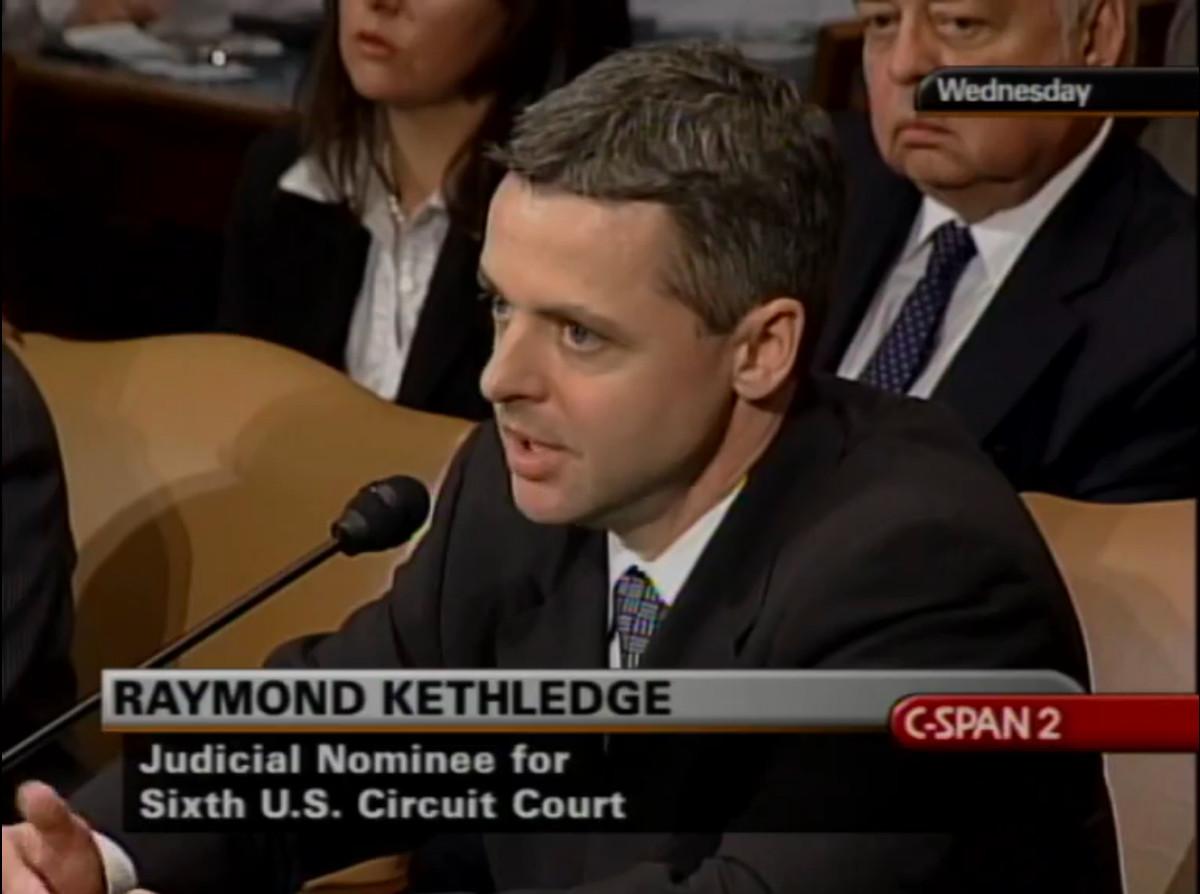 Judge Raymond Kethledge
