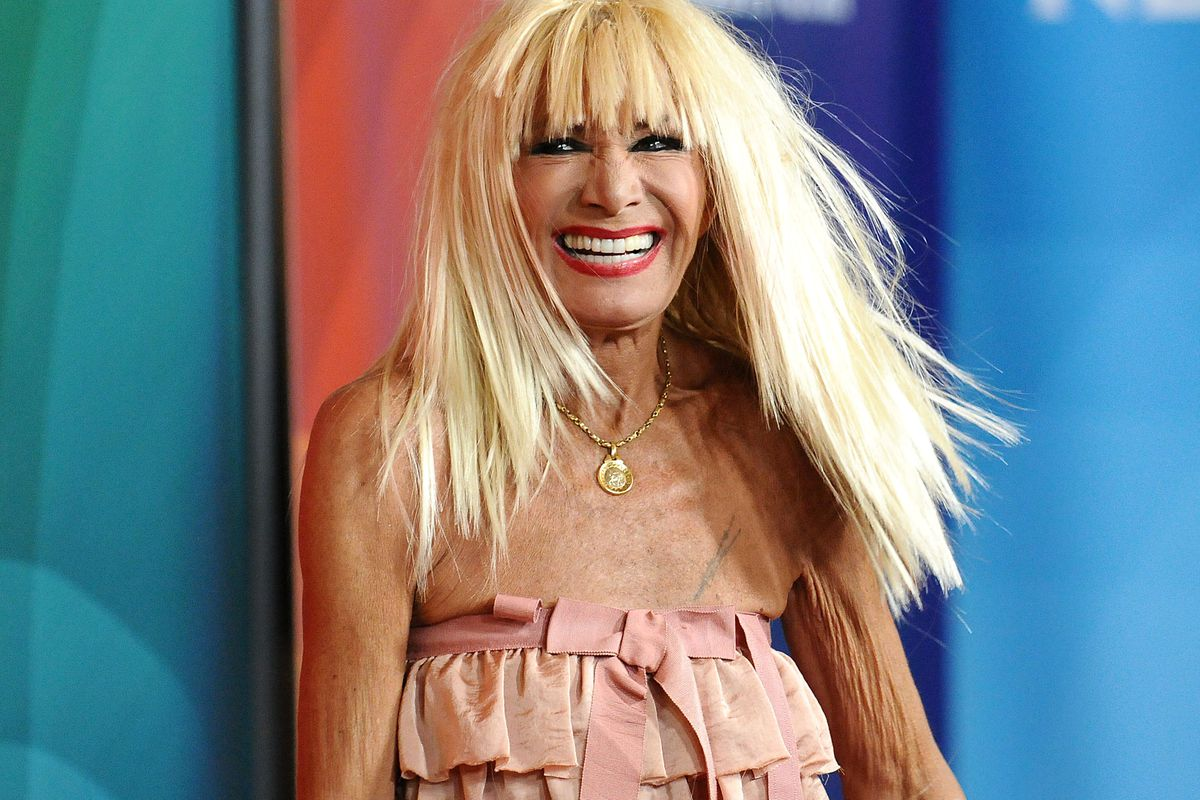 Betsey Johnson, the legendary 71-year-old fashion designer, speaks about the past, present and future. Image via Getty.