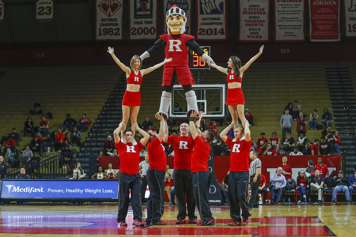 NCAA Basketball: Central Conn. State at Rutgers