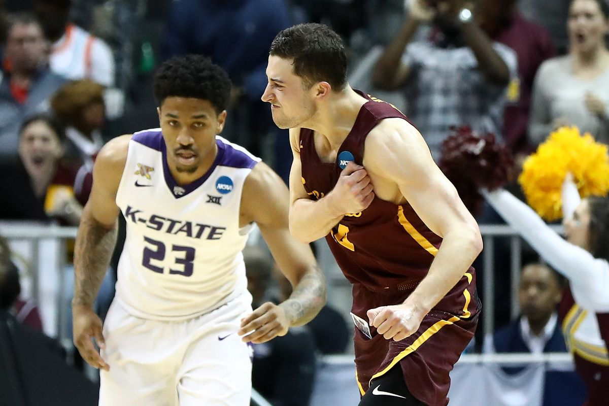 loyola-chicago vs. kansas state live results: scores and highlights
