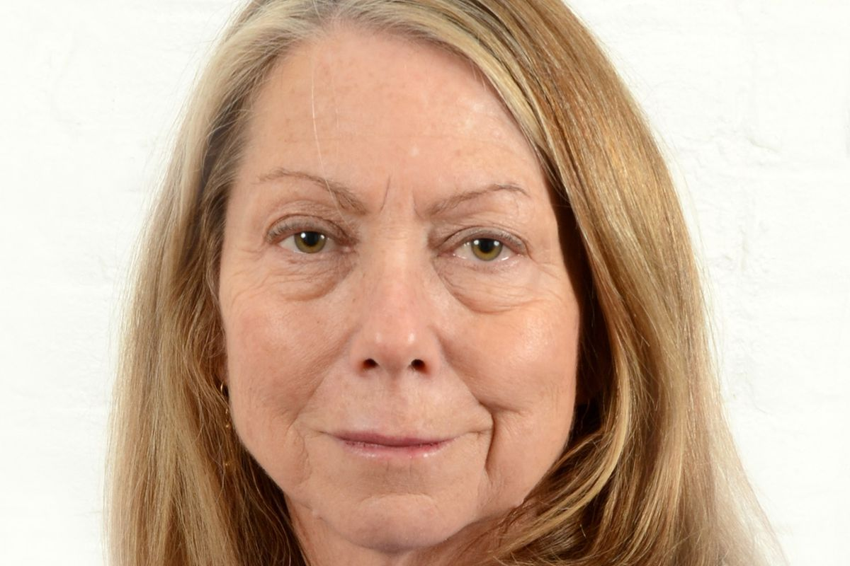 b13554d5724 Merchants of Truth author and former New York Times executive editor Jill  Abramson.